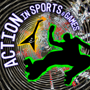 ACTION IN SPORTS & GAMES