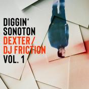 DIGGIN' SONOTON - Dexter & DJ Friction Vol. 1