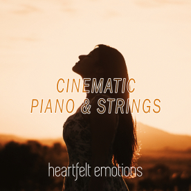 CINEMATIC PIANO & STRINGS - HEARTFELT EMOTIONS