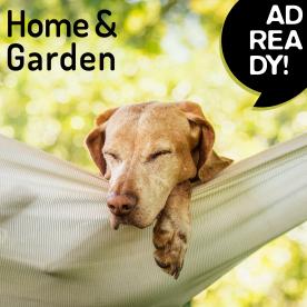 AD READY! - Home & Garden