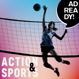 AD READY! - Action & Sports