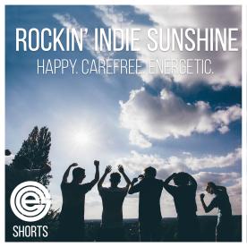 ROCKIN' INDIE SUNSHINE - SHORTS
