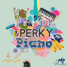 PLAYFUL AND PERKY PIANO