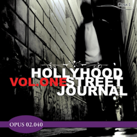 HOLLYHOOD STREET JOURNAL Vol.1