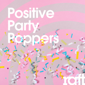 POSITIVE PARTY POPPERS