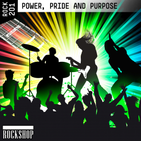 POWER, PRIDE AND PURPOSE - Extreme Hybrid Metal