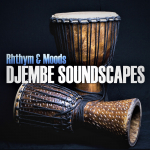 RHYTHM & MOODS - DJEMBE SOUNDSCAPES