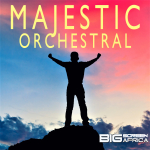 BIG SCREEN AFRICA - MAJESTIC ORCHESTRAL