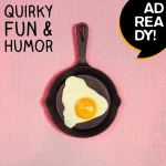 AD READY! - Quirky Fun and Humor