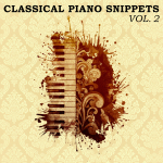 CLASSICAL PIANO SNIPPETS Vol. 2