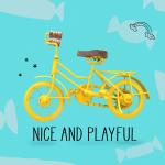 NICE AND PLAYFUL